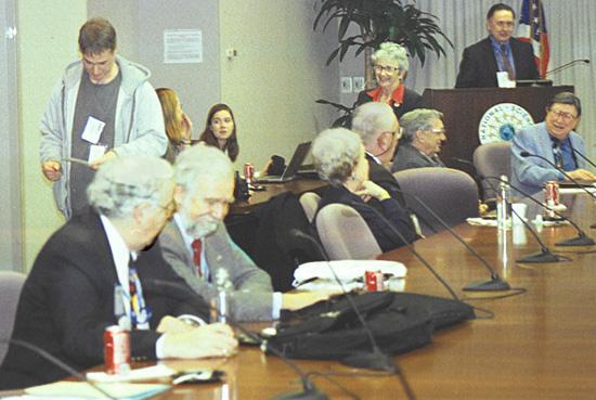 CapSci panel discussion